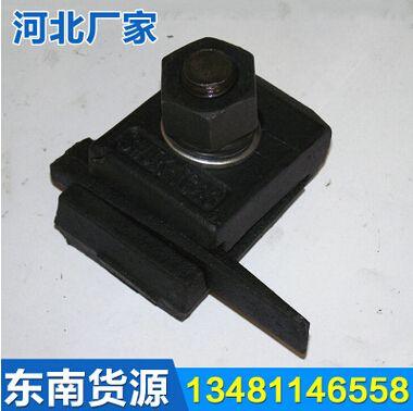焊接性轨道压轨器