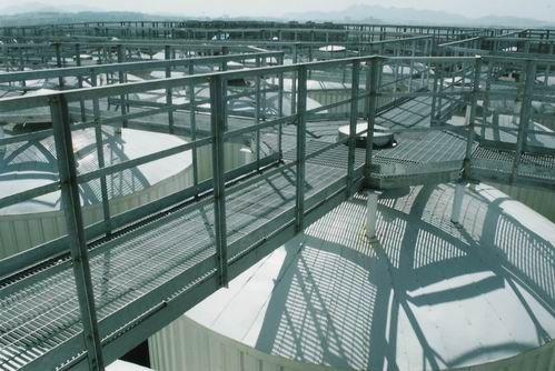 电厂格栅板_格栅板电厂平台_镀锌钢格栅板【精造】