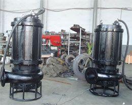 ZSQ型耐磨矿浆泵