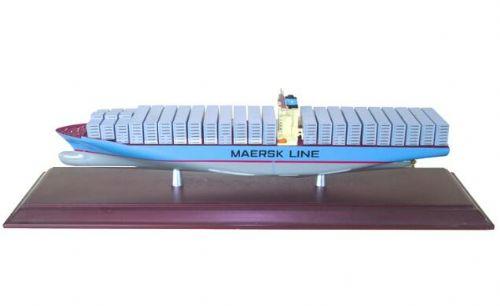 船模型生产 船模型制造 船模型制作 马斯基集装箱船模型