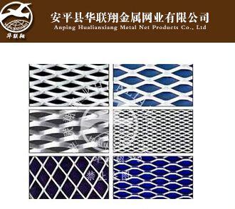 供应菱形钢板网 菱形筛网过滤板