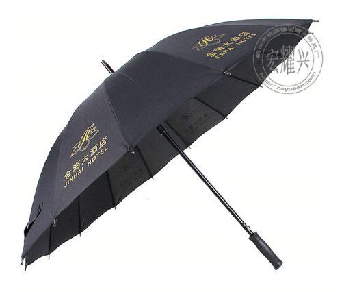 深圳直杆广告伞汽车商务高尔夫伞订做广告礼品伞