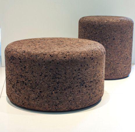 碳化黑软木凳