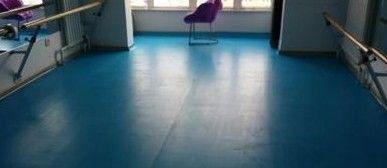 济南舞蹈地胶批发幼儿园舞蹈室专用地胶健身房地板进口橡胶舞台专用