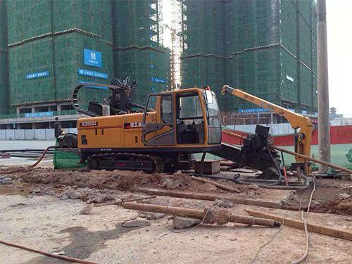 非开挖管道施工工程公司