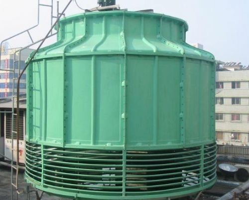 贵州、山东冷却塔喷嘴、开式方形无填料雾化冷却塔 四川冷却塔 冷却