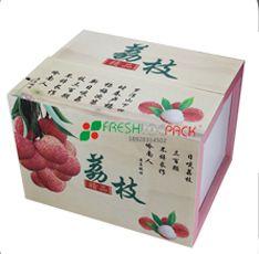 荔枝包装箱,吸水纸、荔枝泡沫箱