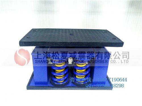 JA型可调式阻尼弹簧减震器,变压器阻尼减振器生产厂家
