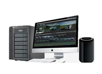 苹果 高清 4K 非编工作站 视频工作站 影视编辑系统 非编系统