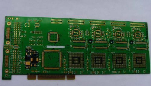 沈阳千柏电子--直流电机控制器控制板 PCB打样 焊接 制作