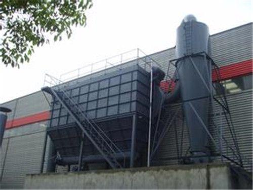 优质全新的硅铁炉除尘器专业生产厂家