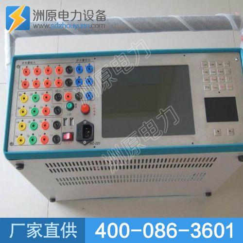 三相继电保护测试仪产品介绍