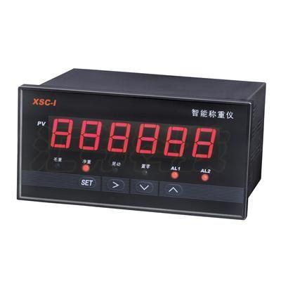 XSC-I智能数显称重控制仪