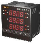 HB436V/HB439V智能数显三相电压表