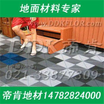 浴室及更衣室地面铺装地板,淋浴房防滑垫