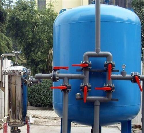 物化一体全程综合水处理器