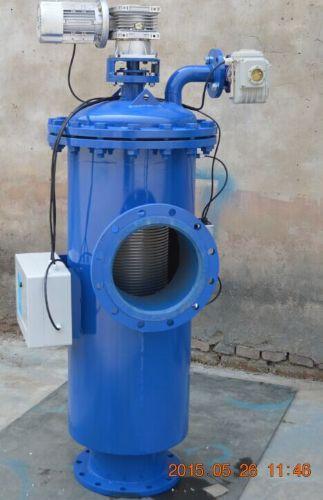 全自动反冲洗过滤器,全自动自清洗过滤器,旋流除砂器,循环水处理器