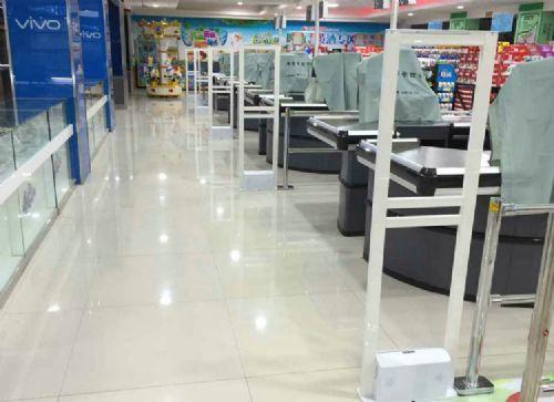 专业维修安装调试服装防盗仪,超市防盗系统,服装防盗天线
