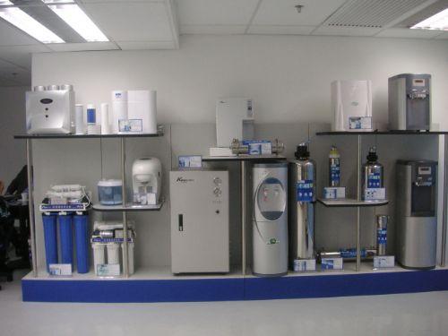 西安水处理设备家用RO反渗透纯水机