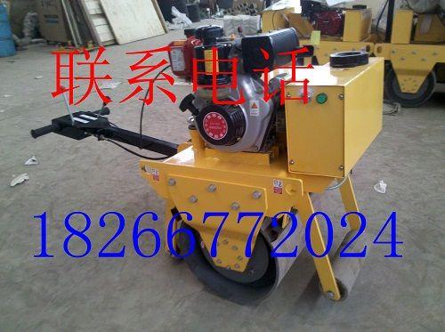 全国专卖   大轮径手扶式单轮压路机