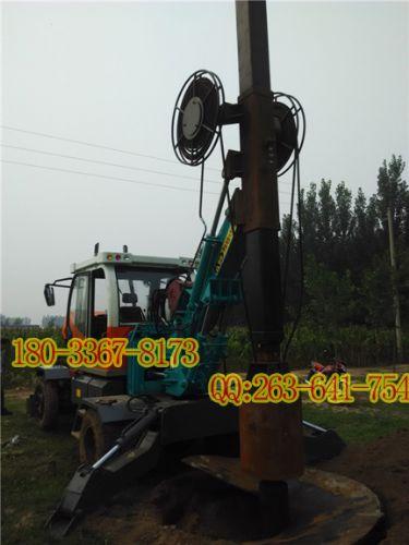 地基打桩机 打桩机价格 霸州旋挖钻专业生产厂家 桩工机械