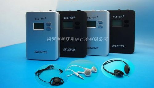 WUS069系列超长电池续航 解说员语音讲解器 无线讲解器导览器