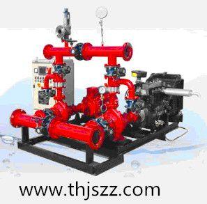 消防增压稳压设备两种布置方式的优缺点