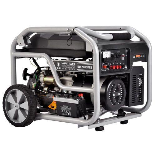家用5KW汽油发电机价格
