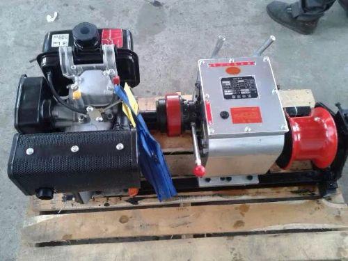 3吨 柴油风冷 牵引机 轴传动 五洲电力