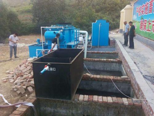 养猪场污水处理设备环保推荐