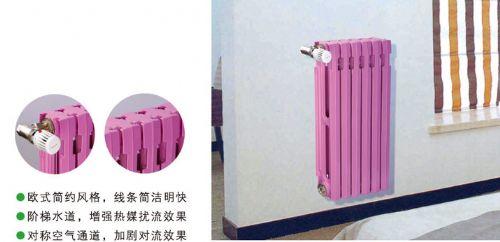 河北春圣精品柱式卉艺暖气片专业快速采暖散热器