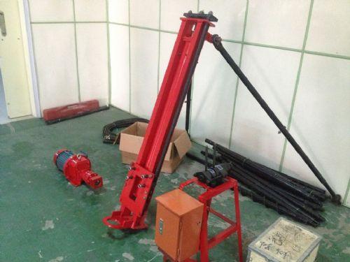 山东供应HQF110全风动潜孔钻机 操作方便的潜孔钻机