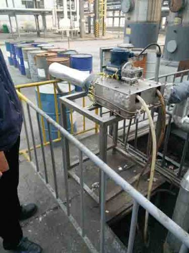 CBCY浮油管式撇油机