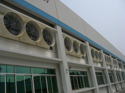 南京工厂通风设备,宿迁车间降温设备,泰州车间排烟去异味设备