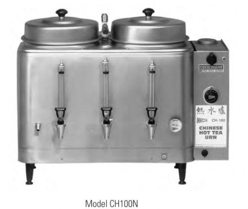 美国思维Cecilware CH100N 2*3加仑双槽茶鐣(单