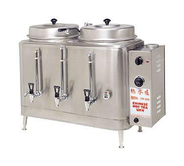 美国思维Cecilware CL-100N 2*3加仑双槽咖啡鐣