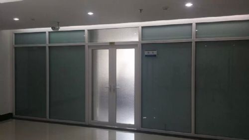 2016年广西优质办公玻璃隔断 南宁兆拓厂家促销大优惠