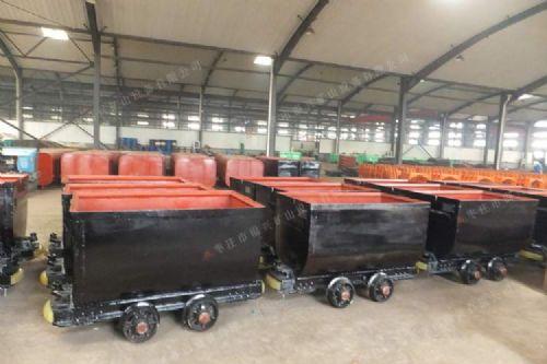 1吨固定式矿车