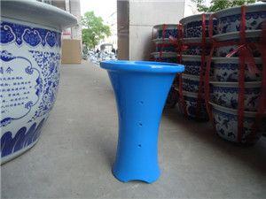 特价陶瓷花盆,厂家定做纯色陶瓷花盆