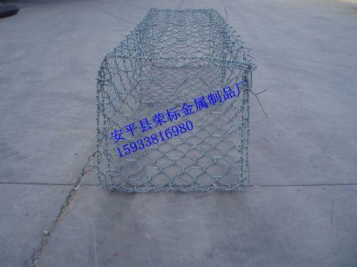 锌铝合金(高尔凡)石笼网