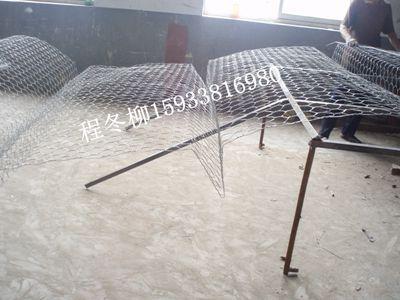 湖北荆门双隔板镀锌护坡用网