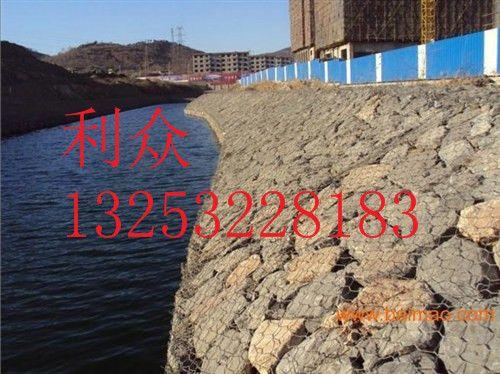 泄洪坝抗冲刷雷诺护垫 河道改建雷诺护垫 护坡护岸石笼护垫