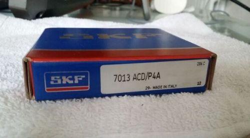 机床轴承 skf进口轴承 7013ACD/P4A 量大从优 质量