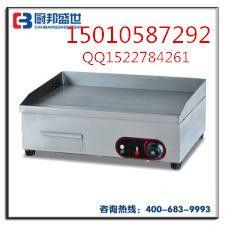燃气铁板鱿鱼扒炉|台湾手抓饼机器|不锈钢电式扒炉|炸炉扒炉一体机