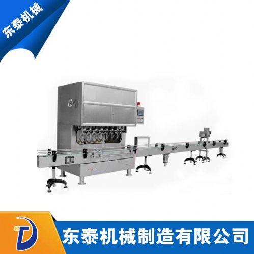 东泰博锐葡萄籽油自动包装机 恩施液体自动灌装机