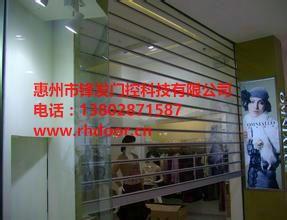 惠州水晶卷闸门
