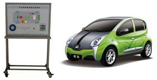 汽车新能源教学设备,汽车油电混合动力实训台,电动汽车实训设备