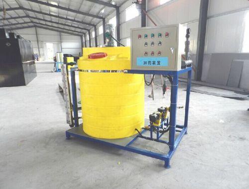 投加设备污水处理设备
