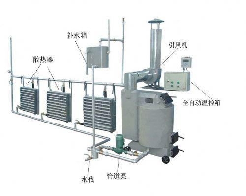 全自动型养殖用水暖循环养鸡育雏恒温设备