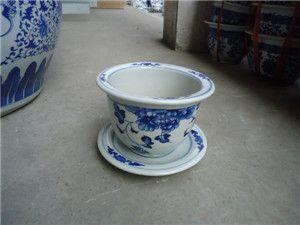 园林花盆,定做大号陶瓷盆景盆,陶瓷花盆